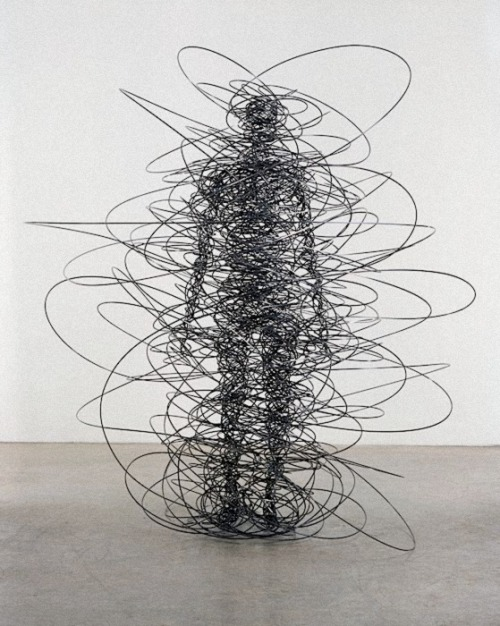 Feeling Material by Antony Gormley