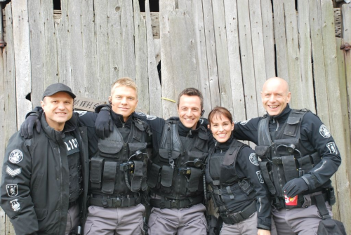 I didn't think I could get emotionally attached to a cast, and then these guys came along.