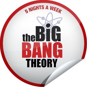 I just unlocked the The Big Bang Theory sticker on GetGlue                      25253 others have also unlocked the The Big Bang Theory sticker on GetGlue.com                  Our whole universe was in a hot dense state, then nearly 14 billion years ago expansion started. Wait… it's still expanding! The Big Bang Theory is now on 5 nights a week. Congratulations on checking-in 25 times! Share this one proudly. It's from our friends at Warner Bros. Television.