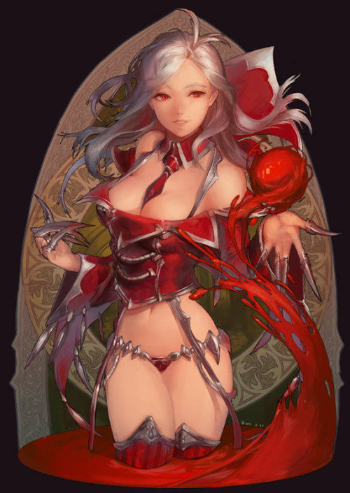 leaguesbottombitch:  Lady Vladimir by ~InstantIP