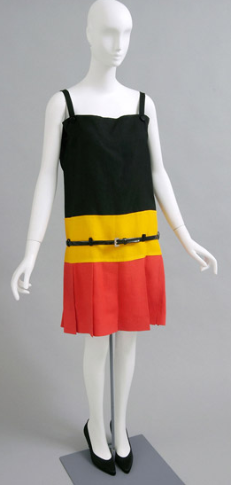 Dress André Courrèges, 1972