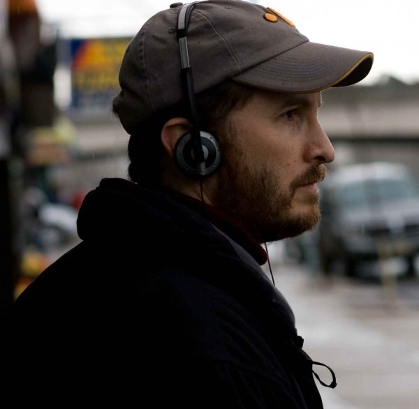Darren Aronofsky, my favorite director.
