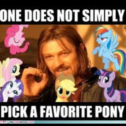 Rainbow dash is my number one <3