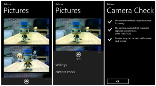 (via Refocus app brings Lytro-like effect to Windows Phone 8, impresses us | Windows Phone Central)