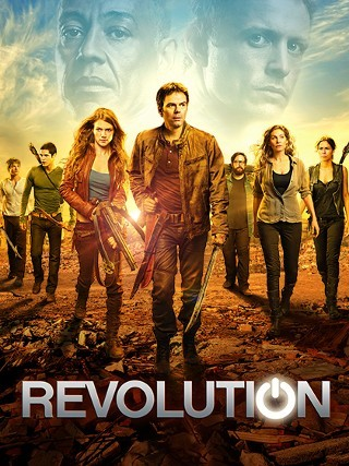 I am watching Revolution                                                  263 others are also watching                       Revolution on GetGlue.com