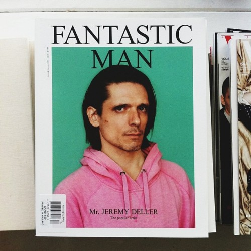 Fantastic Man issue 17 is now available in store.