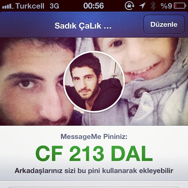 #messageme #me #istanbul #follow #followme #pin #kikme #kikme #kikmessenger #lol #like4like #kakaotalk #nofilter #webstagram (Kadıköy'da)