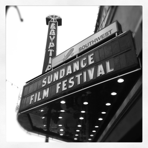 Are you heading to Sundance? We are, too! Let's hang out >