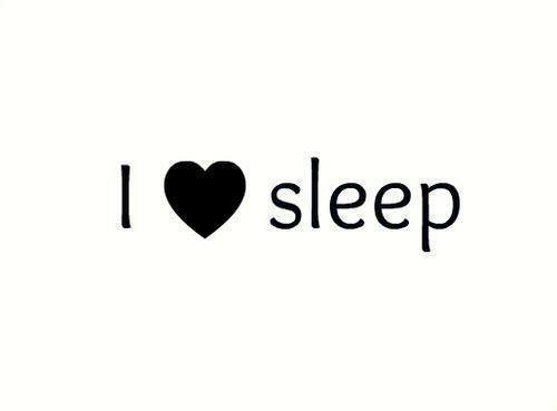 I ♥ Sleep…                  #Feelings_5M1LE5