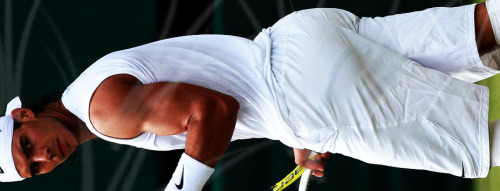 tennisyesyes:  Rafa Nadal bicep appreciation post… Because we should all have one on our Tumblrs ;P