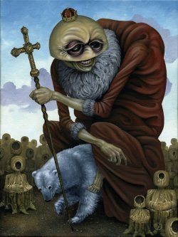 Calculated Malevolence by Jeff Christensen / posted by ianbrooks.me