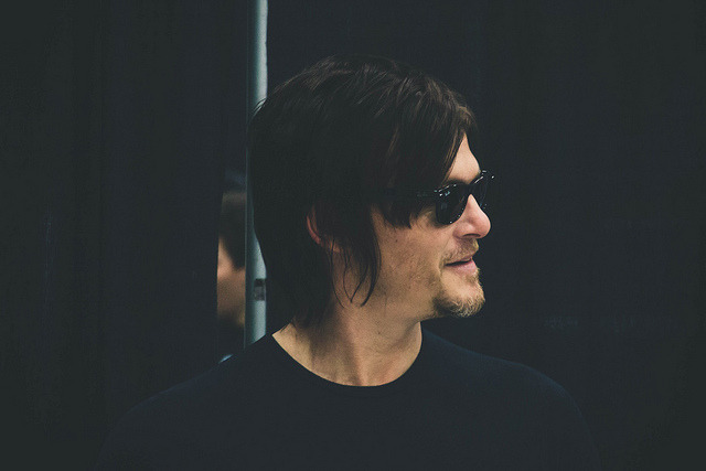 Norman Reedus on Flickr.