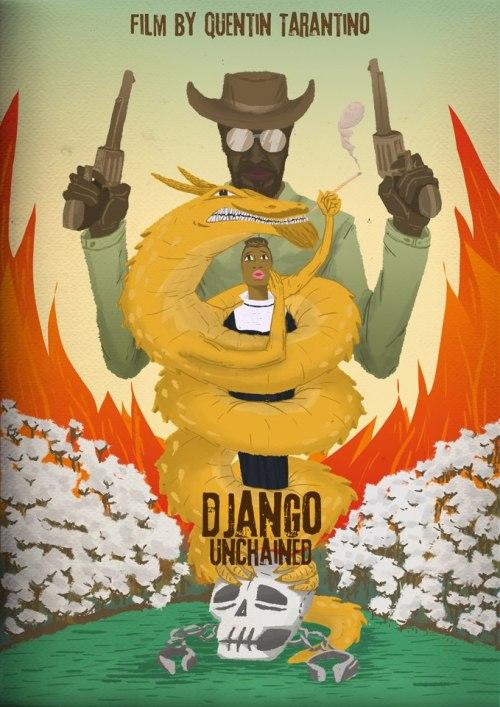 Django Unchained by Sebesvári Soma