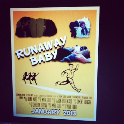 They ain't ready for this music video. Promo poster for Runaway Baby. #musicvideo #poster #photoshop #original