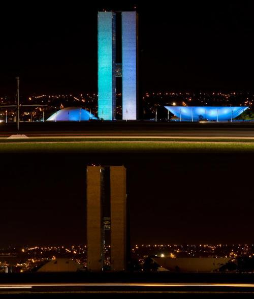 Earth Hour 2013 - Brasília