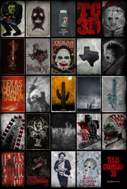 "TONIGHT at 10 PM! See #Texas Chainsaw 3D in one of our special 'Tumblr Screenings!'    Audience members will score an exclusive limited edition Vice ""Gallery of Horrors"" poster, custom 3D glasses from RealD, and get an introduction to the film from select members of the cast! Click the picture to find a screening in YOUR town!"