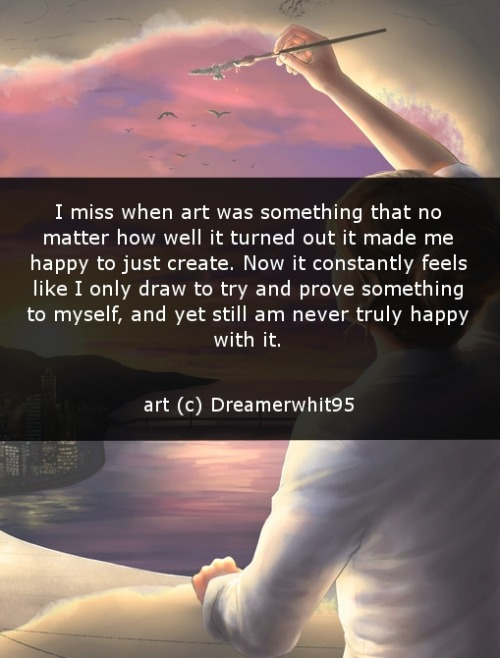 artist-confessions:  Submitted by Anonymous Art by dreamerwhit95