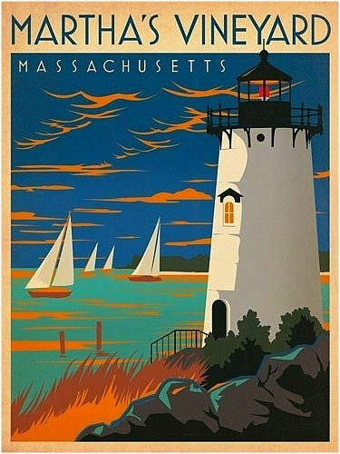 traditionalelements:  Dreaming of Summer Vintage MV Poster