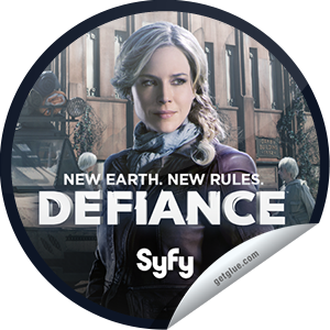 I just unlocked the Defiance: Amanda Rosewater sticker on GetGlue                      7305 others have also unlocked the Defiance: Amanda Rosewater sticker on GetGlue.com                  While the world of 2046 may be fraught with terraformed danger, Amanda Rosewater knows that the most important battles are won with words. A native of pre-arkfall New York, Amanda has honed her ability to not only survive, but thrive in a world that seems designed to breed the worst in people. Amanda is dedicated to the notion that an open mind and a carefully chosen phrase can overcome even a light-year's worth of culture clash. As the newly elected mayor of Defiance, Amanda has her work cut out for her, but if anyone can unite the multidude of races and creatures that have claimed the earth as home it is certainly Amanda Rosewater. Share this one proudly. It's from our friends at SyFy.