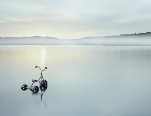 Long Exposure Photography Using his large format 4x5 camera, 33 year-old Sydney photographer Samuel Burns hides under a dark cloth to carefully compose his image on a ground glass, seeing the image up-side-down and back-to-front. He utilises old fashioned dials and movements such as rise, tilt and shift to adjust and refine his composure. Everything needs to be painstakingly perfect. The wait begins once the film is carefully loaded. And so Samuel sits. The long exposure captures a series of events. Water flows, clouds pass by, light dances and their images are slowly painted onto his film. Samuel Burns has just launched a new website of over 35 of these contemplative, understated and quietly beautiful landscape images. The site can be found at www.samuelburns.co. More photos by Samuel Burns on WE AND THE COLORWATC//Facebook//Twitter//Google+//Pinterest