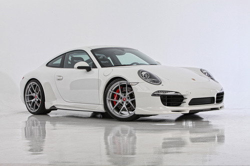 automotivated:  Vorsteiner Porsche 991 V-GT Coupe (by GermanCarScene)