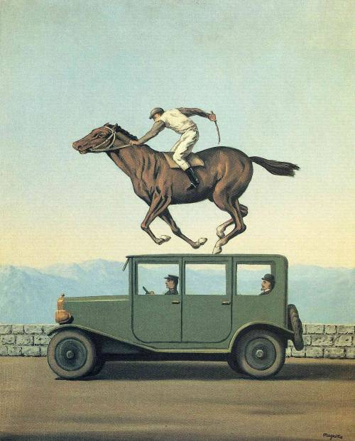 nevver:  The Anger of Gods, Magritte
