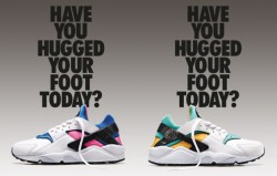 Nike Air Huarache OG Release Date | Two Colorways via nikeblog.com