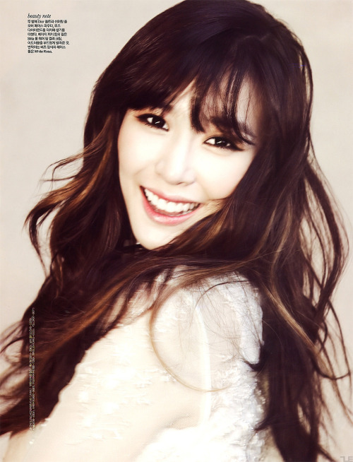 fuckyeahsoshi-sone:  Tiffany on Elle Korea June issue