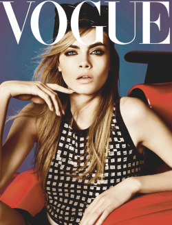 caradelevingneunedited:  furples:  Cara D for Vogue UK by Mario Testino  cara blog