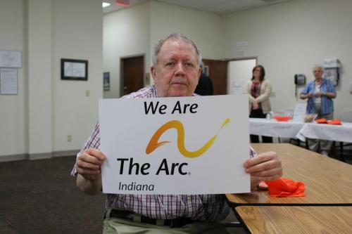 Two years ago The Arc of Indiana traveled around the state for three days, visiting local chapters of The Arc. This year, the staff was again able to schedule a whirlwind tour of the state, traveling to 46 locations throughout Indiana. Read all about it at The Arc of Indiana's blog, and check out their full Facebook album chronicling the visits!