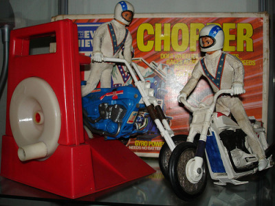 retrogasm:  If you had one of these as a kid you probably had a lot of bloody knuckles but had a good time…  only at my cousin's house.