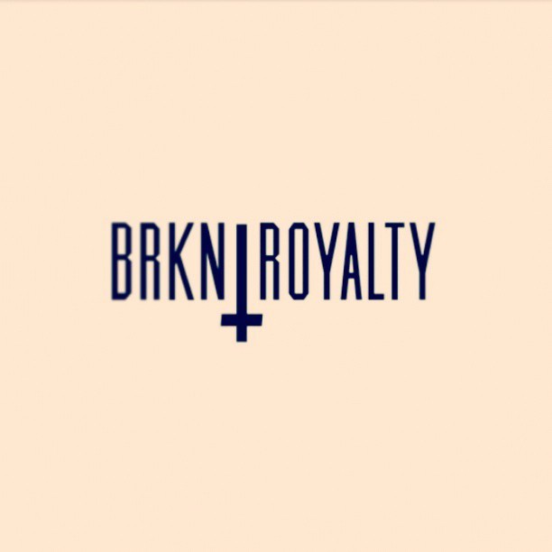 Dont forget to take a second to follow @broeknroyalty to stay update on new releases and become part of the Royal family . Thanks to those who are already following and supporting the brand . See  you guys #Summer2013 .. #BRKNROYALTY