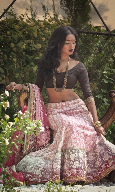 beautifulindianbrides:  Photo by:Janani Baskaran Outfit by:CTC West