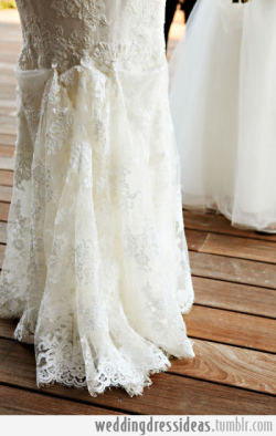 weddingdressinspiration:  Wedding Dresses