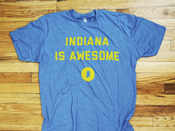 Indiana is awesome. http://indianaisawesome.com/