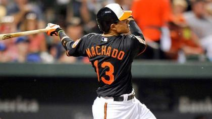 Orioles' Manny Machado is Double Trouble for A.L. Foes The anticipated correction that many predicted for the 2013 Orioles has yet to arrive. As the Major League Baseball season winds towards Memorial Day weekend the Birds of Baltimore are once again flying high in the American League East. Despite a tattered starting rotation and non-existent production from second base and designated hitter the Orioles are just 1.5 games behind the Yankees for the top spot in the division. The emergence of Manny Machado and Chris Davis as All-Star level players, coupled with the continued offensive maturation of Adam Jones, has kept the Orioles near the top of the AL standings. Continue Reading