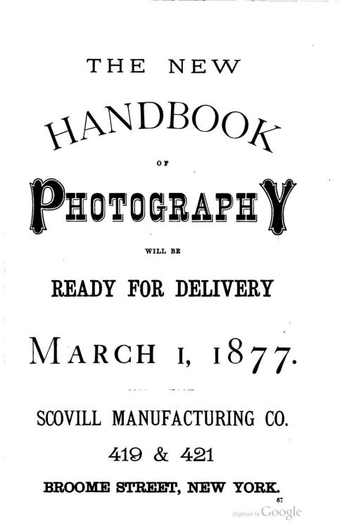 The Photographic times, Volume 7