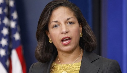 "Rice redux: The Washington Post reports today that Susan Rice, current US ambassador to the United Nations and onetime contender for Secretary of State, is ""far and away the frontrunner"" to become the next National Security Advisor. This marks a reversal of fortunes for Rice, who withdrew her name from consideration for Secretary of State after several Republicans pledged to block her nomination. The NSA post, however, doesn't require Senate confirmation, and Rice is apparently still in high standing with the Obama Administration. The National Security Advisor is an extraordinarily powerful position, by the way; they personally advise the president on and play an enormous role in shaping foreign policy, yet unlike Secretary of State, they don't have to consider or deal with an entire department's bureaucracy when crafting that advice (Photo: AP). source"