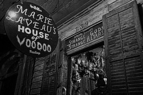 new orleans: marie laveau's house of voodoo…