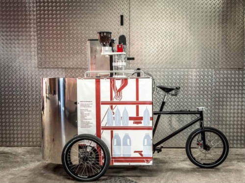 laughingsquid:  Velopresso, An Espresso Vending Tricycle