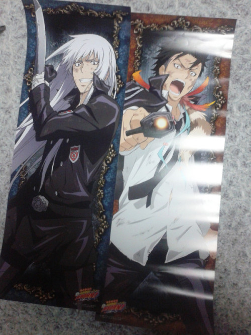 frapple:  I got these in a small shonen jump branch downtown ;7;  ahhh yes I miss them very much as well* :(