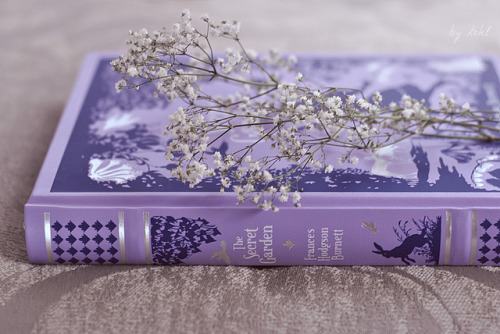 my-dream-land:  The Secret Garden by Frances Hodgson Burnett on Flickr.