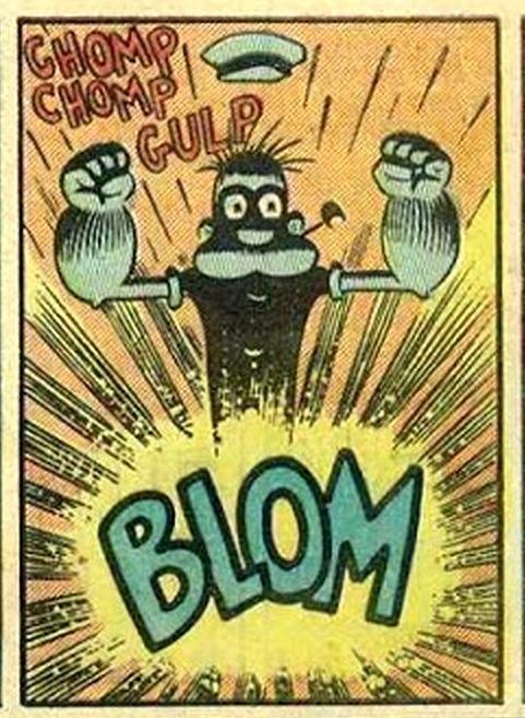 (via Chicken Fat: SUNDAY FUNNIES!! MAD's POOPEYE!)  Will Elder  BLOM…