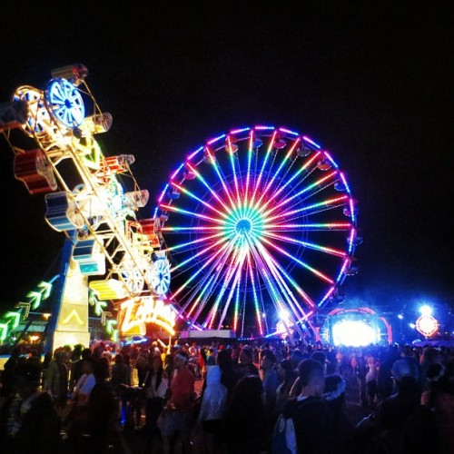 feedmoi:  Electric Daisy Carnival New York :) I had fun!
