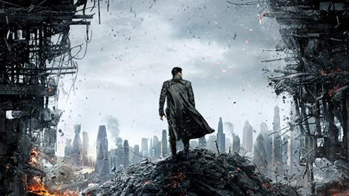 J.J. Abrams discusses Star Trek Into Darkness villain Sheds some light upon Benedict Cumberbatch's role