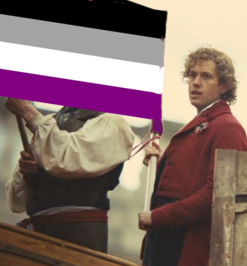Enjolras is dealing with none of your lonely souls today.