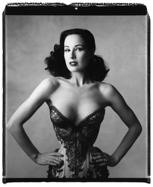 Mary Ellen MarkDita Von TessePolaroid 20x24 Today we celebrate the birth of photographer Mary Ellen Mark!