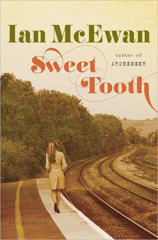 "Why the mixed reviews for Sweet Tooth by Ian McEwan? I finished this delightful (and delightfully short) spy novel recently and loved it. The ""rather gorgeous"" Serena Frome recounts her time in the MI5 in the early 1970s and her mission to lure a promising young writer to publish a novel that will help the cause: beating back the Russians in the dreary years of the Cold War. It's a smart love story of a young woman who is in over her clever head. I've never experienced 1970s England but boy does McEwan paint a picture: IRA bombings, miner strikes, three-day work weeks, gas rationing, cold offices and miserable flats where the only warmth is a cup of tea or your lover's arms. (Is this why the English can resent Americans so? After all, we had two decades of growth and prosperity while England has the Swinging 60s for all of three or four years?) Oddly enough, the American reviewers seem  to hold their nose at this book. Either they wanted a repeat of his acclaimed Atonement or they ached for more John Le Caree spycraft or Jack Reacher thrills. Or maybe they are certain that deep down the CIA would never reach out to them to be a patsy for the cause. After all, the only thing worse than being duped is to not even be considered. (Which cover do you like better - the dreamy, almost Christina's World cover on the American edition or the Pretty Young Thing in a dark tunnel cover from the UK?)"