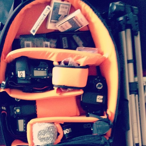 TCC #camera #canon #video #filmmaker #musicvideo #equipment #bag #backpack #dslr