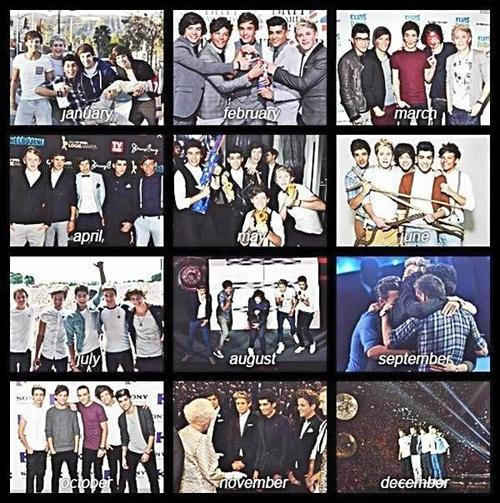One Direction - #1Dmemories2012 Only retweet this if you're proud of what One Direction have achieve